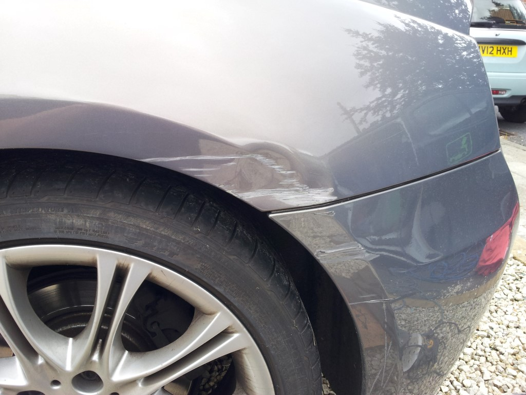 Mobile Car Body Repairs Manchester, Car Scratch repairs